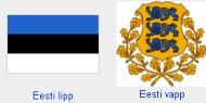 Estonia - Coat of Arms