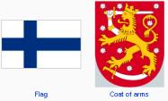 Finnland - Coat of Arms